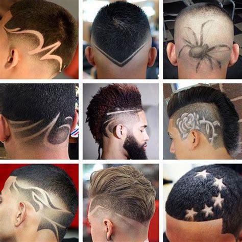 what are the names those designs in haircut oltre 1000 idee su mohawk uomo su pinterest tagli di