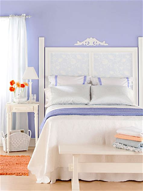 periwinkle bedroom diy home staging tips pick a paint color with personality