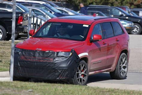 2018 jeep srt hellcat 2018 jeep grand srt srt8 hellcat trackhawk price