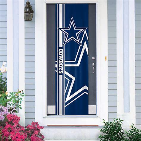Dallas Door by Banners Collectibles Accessories Cowboys Catalog