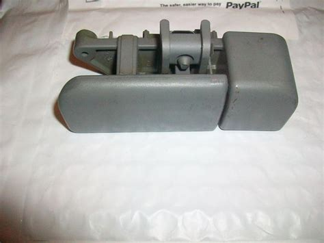 electronic toll collection 1997 cadillac catera electronic toll collection sell cadillac catera glove box latch handle gray purchase 00 05 cadillac deville glove box