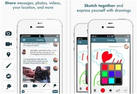 Apps For Couples Iphone We The App For Iphone And Android
