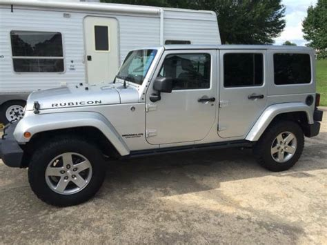 2012 Jeep Wrangler For Sale 2012 Jeep Wrangler Unlimited Rubicon For Sale In Florence