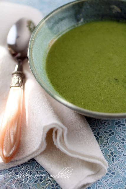 Green Detox Soup by Detox Green Soup Recipe With Broccoli Spinach And