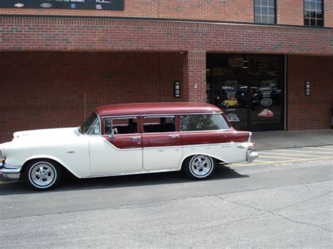 1957 pontiac firebird 1957 pontiac safari wagon