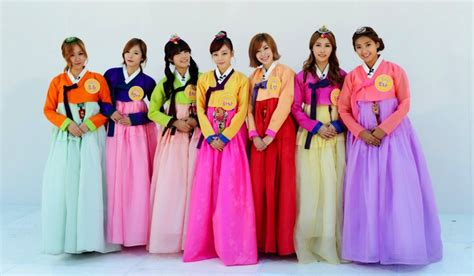 Hanbok Baju Korea Kostum hanbok baju tradisional korea yang jadi idola para