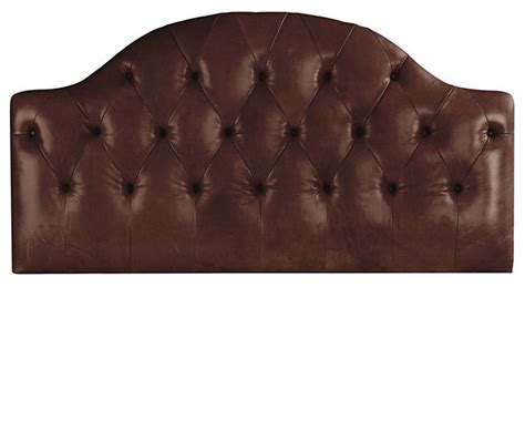 tufted leather headboard king camden tufted leather headboard mineral king