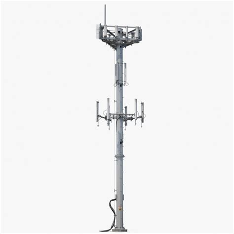 design brief of a cell phone tower cell tower 3d model cgstudio