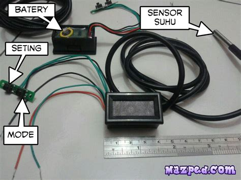 Alarm Motor Di Pasaran aneka perangkat digital buat motor mobil mazpedia