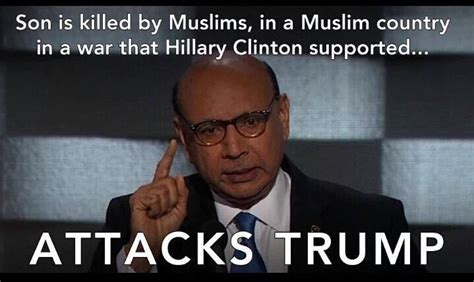 Khan Meme - the khizr khan donald trump controversy summed up in four