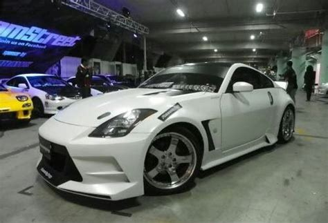 custom nissan 350z body kits 350z rexxstyling custom body kit z pinterest custom
