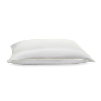 buy goose down travel pillow from bed bath beyond buy wamsutta 174 collection pure silk goose down side sleeper