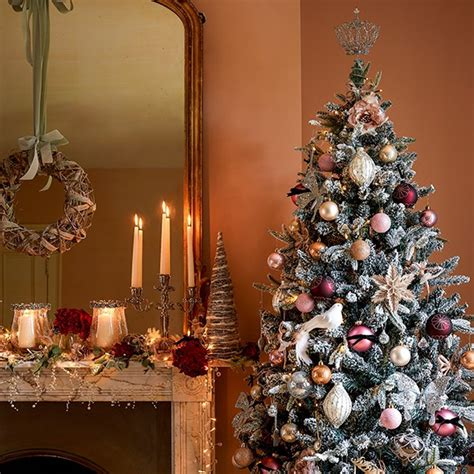 who introduced xmas trees to britain tree decorating ideas how to decorate your tree housekeeping