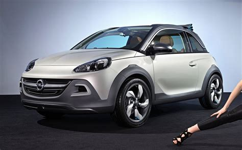 gallery opel adam rocks open air 4x4 styled