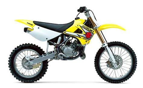 Suzuki Rm100 Suzuki Rm100 Model History