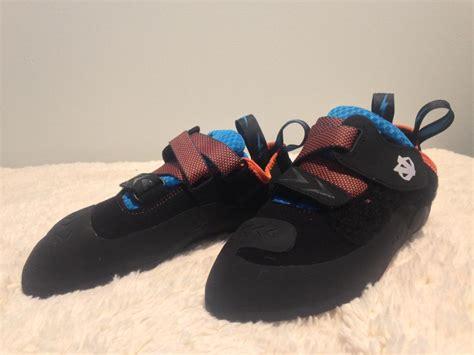 climbing shoe brands evolv evolv kronos usm 10 eu 43 climbing shoes bran