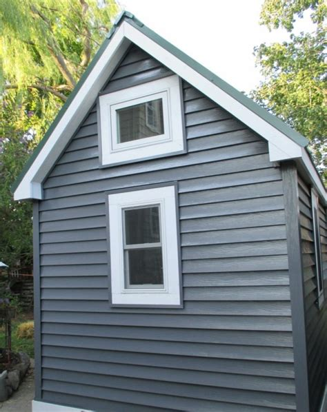 Small Cabin Kits For 25000 Tiny House For Sale Paul S Tiny Cabin