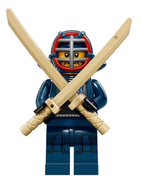 Minifigures Series 15 Limited 1 lego minifigure series 15 kendo master for sale in