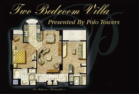 polo towers floor plan the villas at polo towers photo the villas at polo