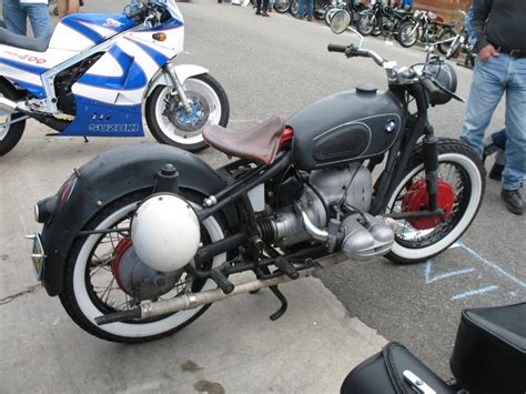 school bmw motorcycles a true school bmw bobber motorcycle i really dig the