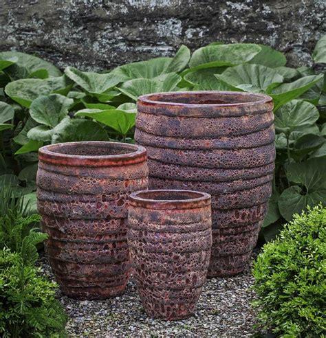 campania international guaracha planter set    angkor