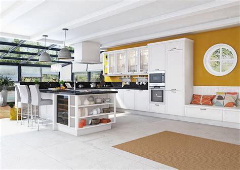 Couleur Mur Pour Cuisine Blanche by Cuisine Blanche Pourquoi La Choisir Maison
