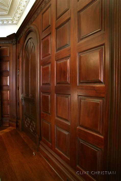 old wood paneling 27 best clive christian kitchens images on pinterest