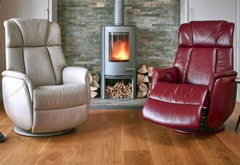 GFA   Sorrento Electric Rock & Swivel Recliner Chair