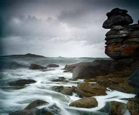 Jf 6x15 1 image water flowing around rocks stock photo by jf maion