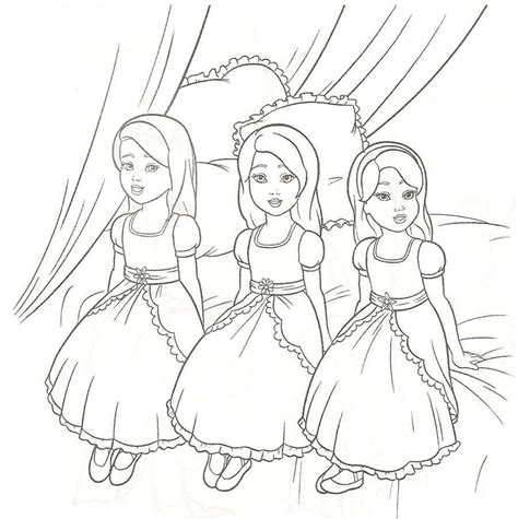 barbie coloring pages barbie movies photo 19453622