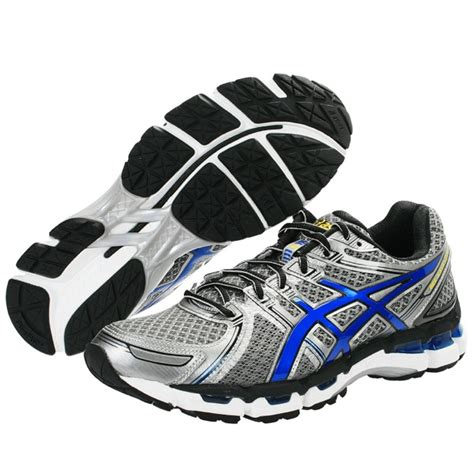 asics gel kayano 19 mens running shoes s asics gel kayano 19 running shoes titanium royal