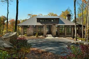 Modern Rustic Home modern mountain home rustic exterior charlotte by dianne