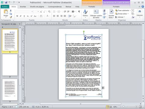 Microsoft Office With Publisher by Microsoft Office Publisher Descargar