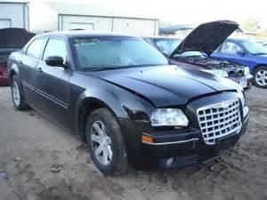 Wrecked Chrysler 300 For Sale Error