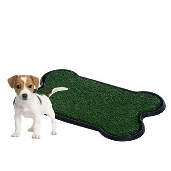 dog bathroom pads dog bone potty pad indoor doggie bathroom just 19 95