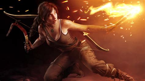 lara croft tomb raider  wallpapers hd wallpapers