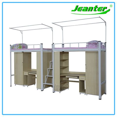 student bunk bed knock student dormitory bunk bed prison metal bunk
