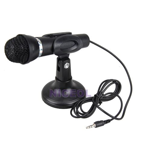 Mini Karaoke Microphone For Hp Pc Laptop With Multi portable mini dynamic microphone mic for pc desktop karaoke skype laptop new ebay