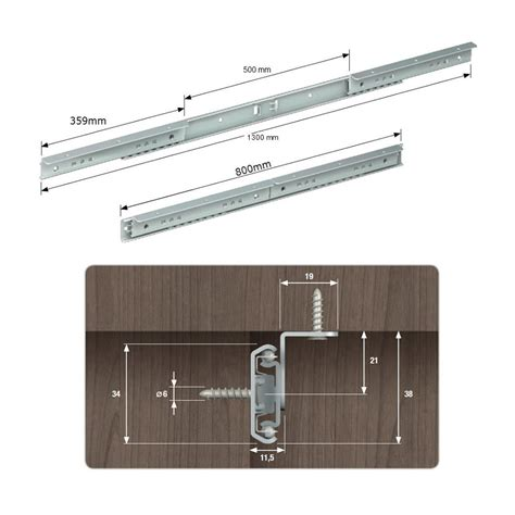 Table Slide Central Extension Richelieu Hardware Table Extension Hardware