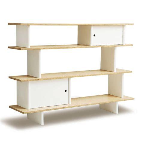 libreria bambino libreria mini betulla oeuf nyc design bambino