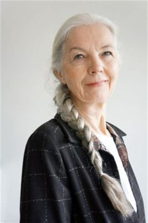 picture of old lady with long hair 30 stylish gray hair styles for short and long hair