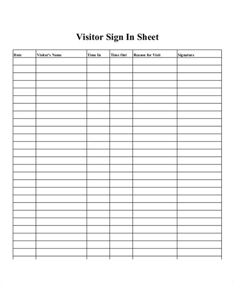 sle calendar of events template printable sign in sheet teacheng us