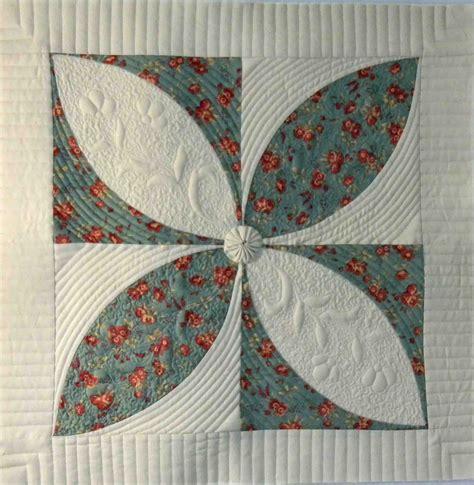 quilt pattern orange peel block monday quilt files orange peels and wedding rings