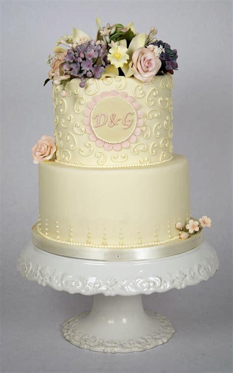Wedding Cakes Toronto by W9052 Pastel Floral Wedding Cake Toronto Flickr