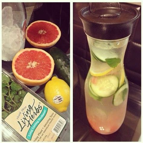 Grapefruit Detox Cleanse by 1000 Images About Ooh Gurl Work It On Detox