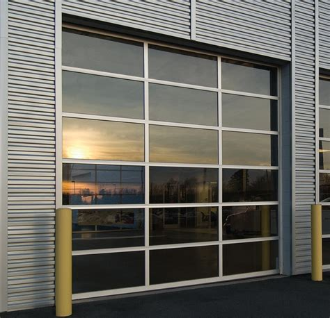 Commercial Roll Up Overhead Garage Doors In Lewisville The Overhead Door