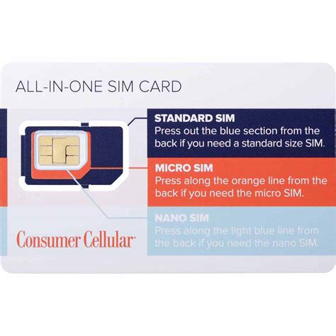 At T Microsim Card Starter Kit 4ff sim card usa