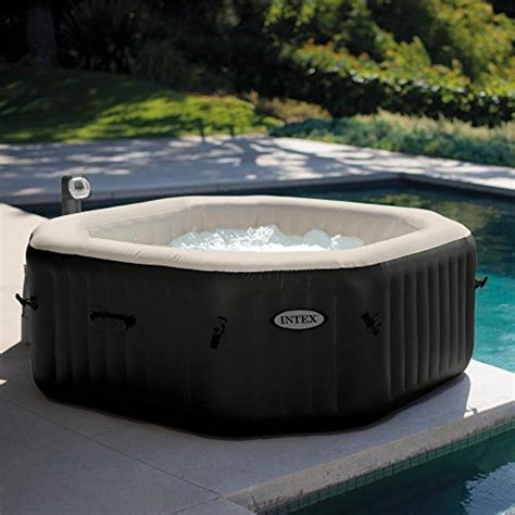 portable water jets for bathtubs intex purespa jet and bubble deluxe portable hot tub