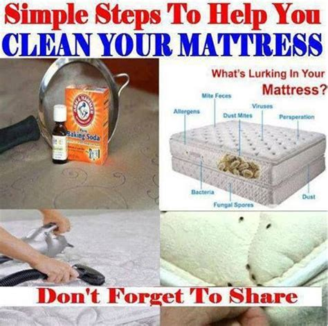 Clean Mattress With Baking Soda by Clean Your Mattress Pour About 1 Cup Of Baking Soda Into A Jar And Drop In 4 Drops Of