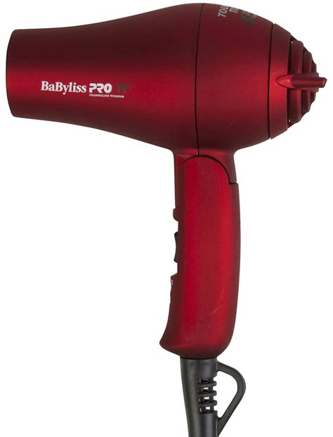 Babyliss Hair Dryer Yellow babylisspro tt titanium travel dryer review